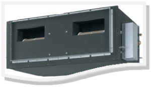 ducted air conditioning perth Panasonic fancoil