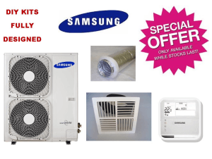 ducted air conditioning Perth